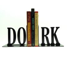 Dork Metal Bookends